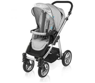 Carucior multifunctional 2 in 1 Lupo - Baby Design - Gray - Baby Design