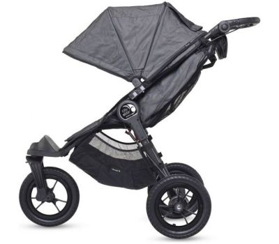 Carucior City Elite Charcoal Denim - Baby Jogger