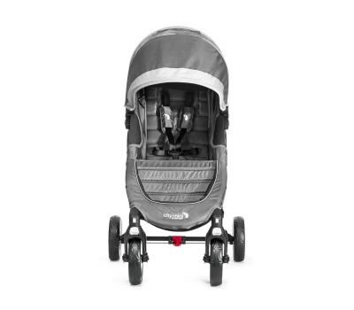 Caruciorul City Mini 4 Steel Grey Sand - Baby Jogger - Baby Jogger