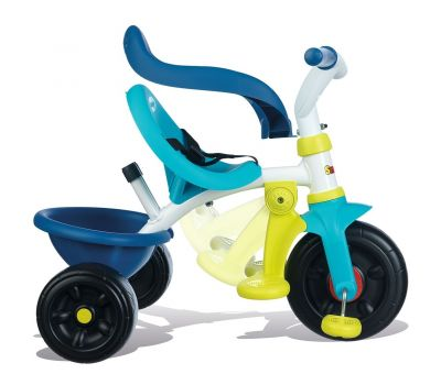 Tricicleta Be Fun Confort - Smoby - Blue - Smoby