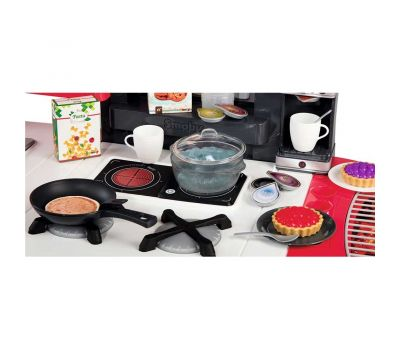 Bucatarie Tefal Super Chef Deluxe cu grill si aparat de cafea - Smoby - Smoby