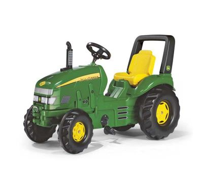 Tractor Cu Pedale Copii 035632 Verde - Rolly Toys - Rolly Toys