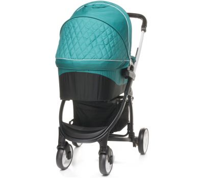 Carucior Atomic 3 in 1 Dark Turquoise - 4Baby - 4 Baby