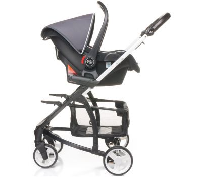 Carucior Atomic 3 in 1 Purple - 4Baby - 4 Baby