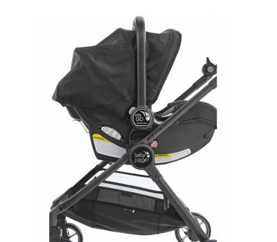 Carucior City Tour Lux Slate sistem 3 in 1 - Baby Jogger - Baby Jogger