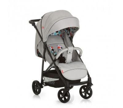 Carucior Toronto 4 FP Gumball Grey - Fisher Price