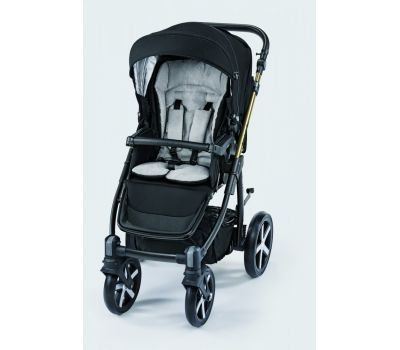 Carucior Multifunctional 3in1 Lupo Comfort Limited Black - Baby Design - Baby Design