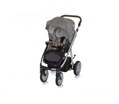 Carucior multifunctional Next Manhattan 3 in 1 New York Graphite - Espiro - Espiro
